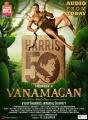 Hero Jayam Ravi in Vanamagan Audio Release Today Posters