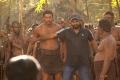 Actor Jayam Ravi, Director Vijay @ Vanamagan Shooting Spot Stills