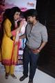 Monal Gajjar, Krishna Kulasekaran @ Vanavarayan Vallavarayan Movie Audio Launch Stills