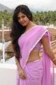 Actress Monal Gajjar in Saree from Vanavarayan Vallavarayan Movie