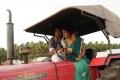 Actor Krishna and Actress Monal Gajjar in Vanavarayan Vallavarayan Movie