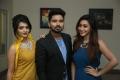 Vishaka, Pratheek, Shravya Rao @ Vanavillu Movie Audio Launch Stills