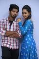 Pratheek, Shravya Rao @ Vanavillu Movie Trailer Launch Stills