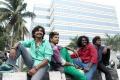 Tamizh, Prasad, Hitlar, Udhayaraj in Vandha Mala Tamil Movie Stills