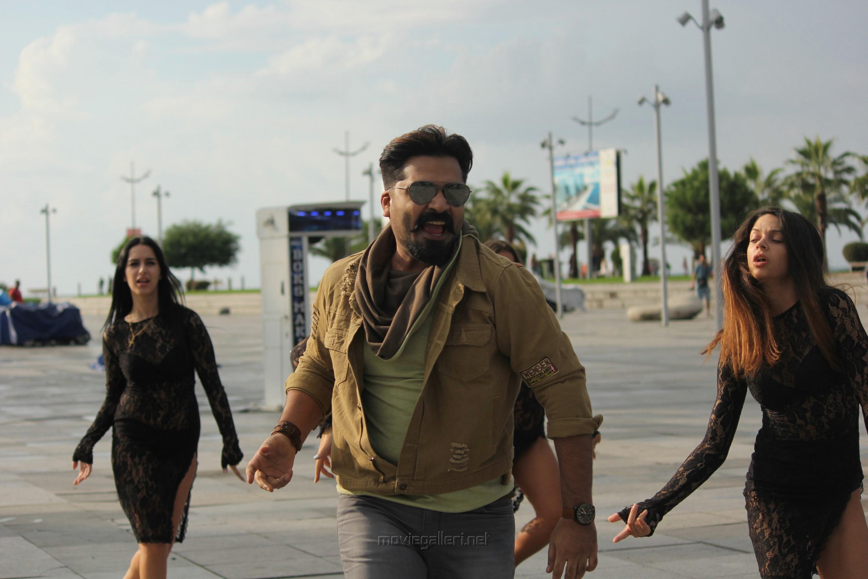 Simbu in Vantha Rajavathaan Varuven Movie Stills HD