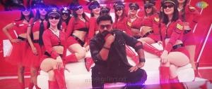 Actor STR in Vantha Rajavathaan Varuven Red Cardu Song Stills