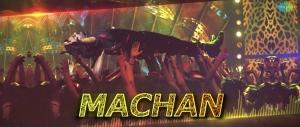 Actor Simbu in Vantha Rajavathaan Varuven Red Cardu Song Stills