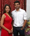 Shanvi Srivastava, Ashok Selvan @ Varaipadam Movie Pooja Stills