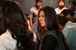 Actress Varalakshmi Photos HD @ Sandakozhi 2 Press Meet
