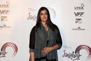 Actress Varalakshmi Photos HD @ Sandakozhi 2 Pre Release