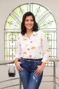 Naandhi Movie Actress Varalakshmi Interview Images