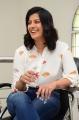 Actress Varalakshmi Sarathkumar Images @ Naandhi Movie Interview