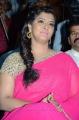 Actress Varalakshmi Sarathkumar Pink Traditional Saree Photos