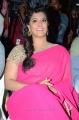 Actress Varalaxmi Sarathkumar in Pink Saree Photos