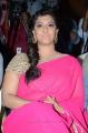Actress Varalaxmi Sarathkumar Pink Traditional Saree Photos
