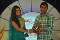 Actress INiya at Variety Film Awards 2012 Stills