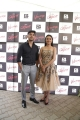 Dhruv Vikram, Megha Chowdhury @ Varma Teaser Launch Stills