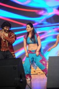 Actress Aksha Dance @ Varna Audio Release Function Photos