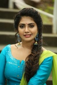 Andamaina Lokam Movie Heroine Varsha Viswanath Pics