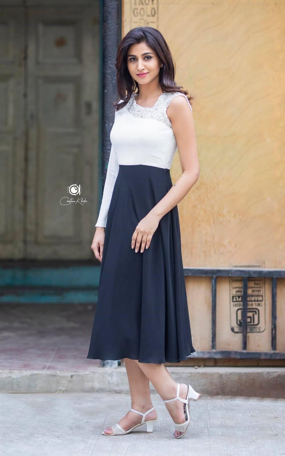 Actress Varshini Sounderajan New Photoshoot Pictures