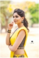 Actress Varshini Saree Photoshoot Pictures