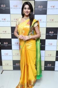 Actress Shamili Sounderajan Photos @ Sri Krishna Silks 10th Anniversary Celebrations