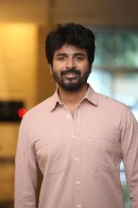 Actor Sivakarthikeyan @ Varun Doctor Pre Release Event Stills