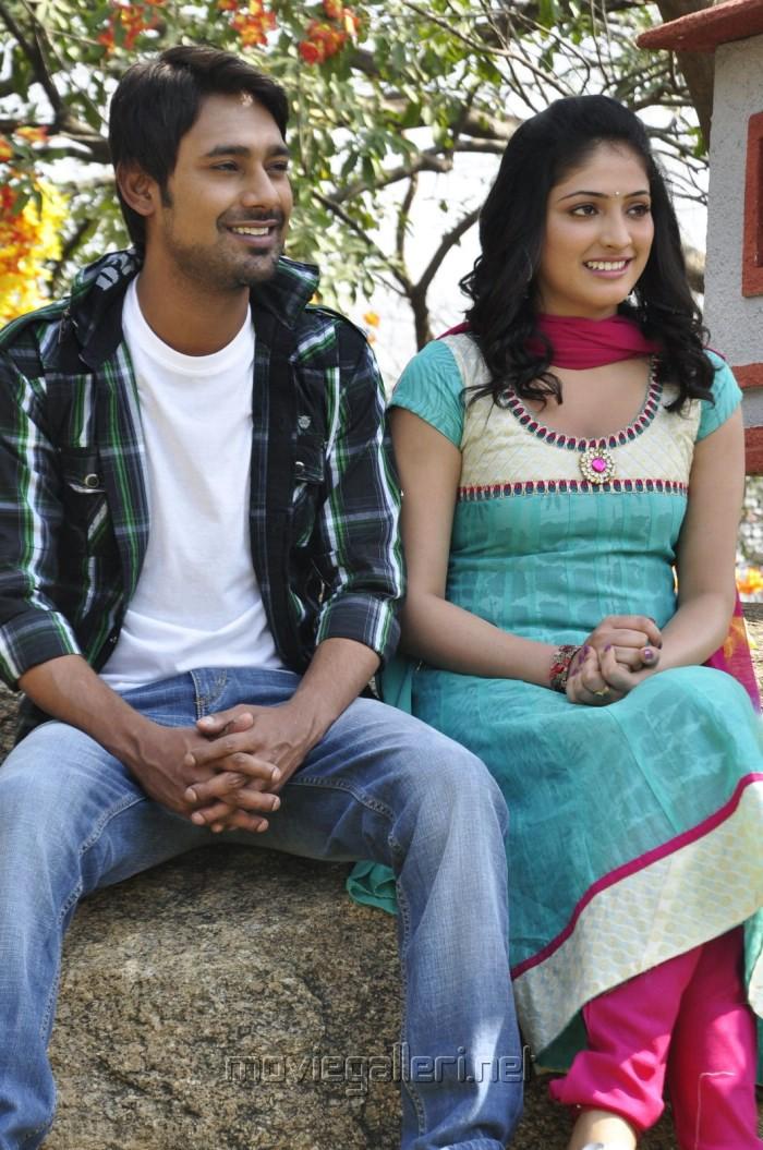 Varun Sandesh, Haripriya at Ee Varsham Sakshiga Movie Launch Stills