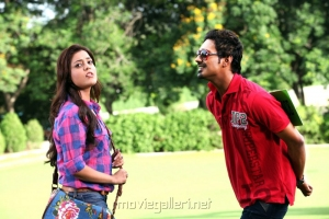 Varun Sandesh Nisha Agarwal Movie Latest Stills