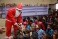 Varun Sandesh-Vithika Sheru Christmas Celebrations at Desire Society with HIV affected Children