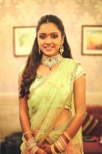 Actress Vithika Sheru Engagement Photos