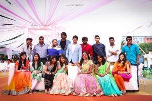 Varun Sandesh Vithika Sheru Engagement Photos