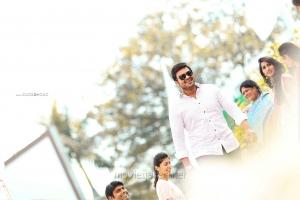 Manchu Manoj Kumar @ Varun Sandesh Vithika Sheru Engagement Photos
