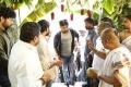 Pawan Kalyan @ Varun Tej New Movie Launch Photos