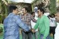 Nagababu son Varun Tej New Movie Launch Photos