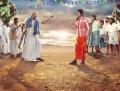 Sathyaraj, Sivakarthikeyan in Varutha Padatha Valibar Sangam Audio Release Invitation Wallpapers