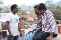 Ponram, Soori, Sivakarthikeyan at Varutha Padatha Valibar Sangam Movie Working Photos