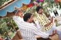 Ponram, Soori at Varutha Padatha Valibar Sangam Movie Working Photos