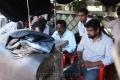 Ponram, M.Rajesh at Varutha Padatha Valibar Sangam Movie Working Photos