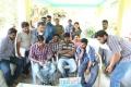 Varutha Padatha Valibar Sangam Movie Working Photos