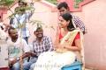 Actress Bindu Madhavi at Varutha Padatha Valibar Sangam Working Photos