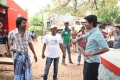 Soori, Ponram, Sivakarthikeyan at Varutha Padatha Valibar Sangam Working Photos