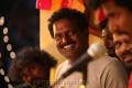 Director Ponram at Varutha Padatha Valibar Sangam Movie Working Photos