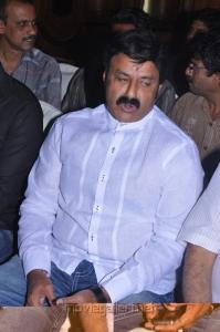 Nandamuri Balakrishna at Varuvan Thalaivan First Look Launch Stills