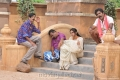 Charlie,Ilavarasu,Manobala,Abhinayasri in Varuvan Thalaivan Movie Stills