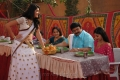 Deeksha Seth Hot in Varuvan Thalaivan Movie Stills