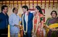 Rajinikanth at Vasanth Ravi Rishitha Wedding Reception Stills