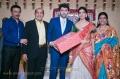 Vijayakumar at Vasanth Rishitha Wedding Reception Stills