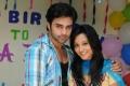 Navdeep, Ritu Barmecha in Vasool Raja Movie Photos