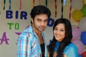Navdeep, Ritu Barmecha in Vasool Raja Movie Stills